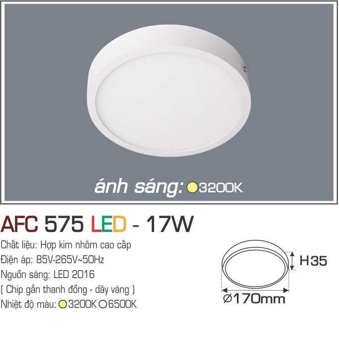 ĐÈN AFC 575 LED 17W