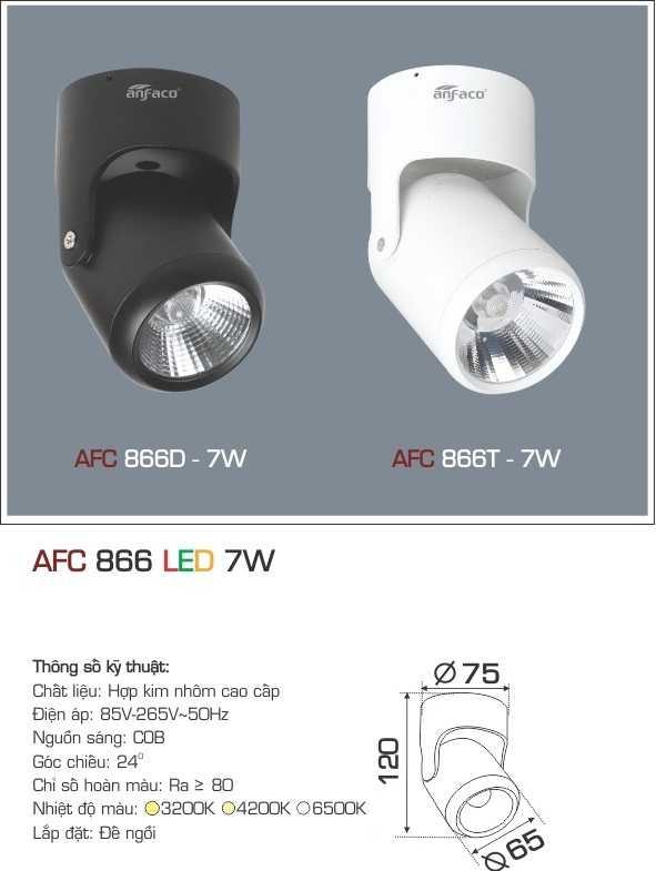 AFC 866 LED 7W