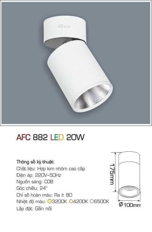 AFC 882 LED 20W