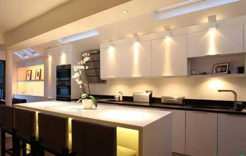 Đèn led ray chiếu tiêu điểm cho nhà bếp.jpg