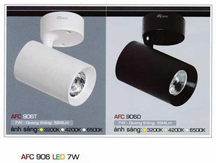 Đèn pha chiếu tiêu điểm Anfaco 7w AFC 906
