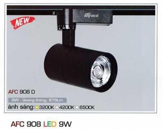 Đèn pha chiếu tiêu điểm Anfaco 9w AFC 908D