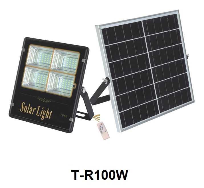 Đèn pha năng lượng Lion 100w