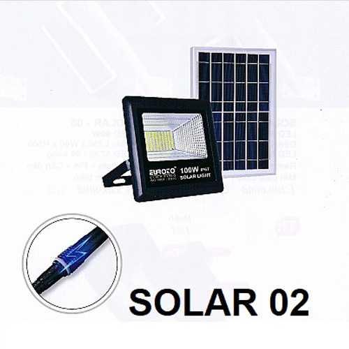 Đèn pha năng lượng mặt trời LED VIỆT 100w