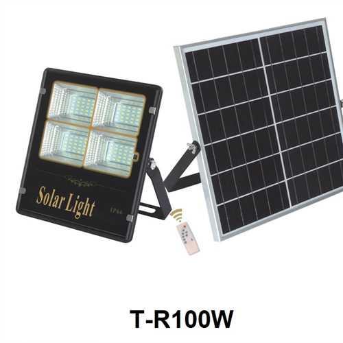 Đèn pha năng lượng mặt trời Lion 100w