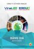 Đèn chiếu sáng VINALED 2019-2020