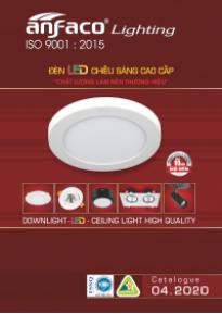Đèn LED Anfaco ANFACO 10.2020