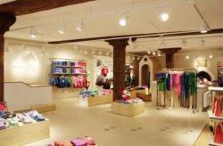 Đèn led rọi ray pha tiêu điểm - Dòng đèn led phổ biến sử dụng cho shop thời trang