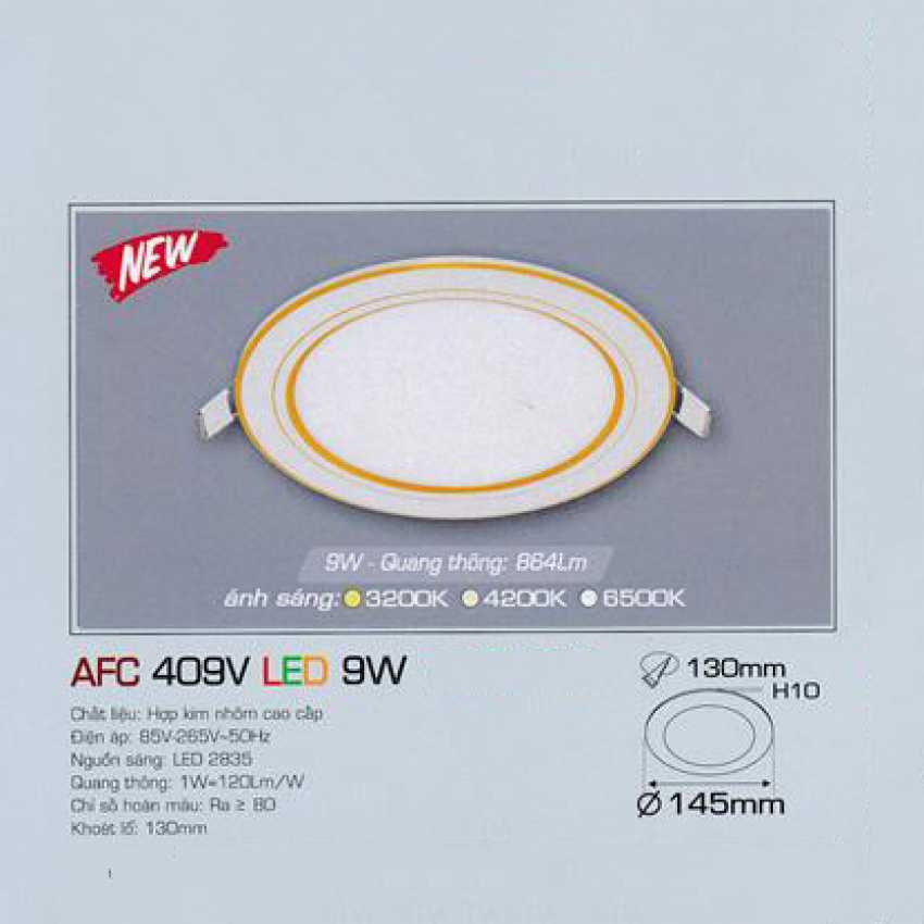 AFC 409V 9W