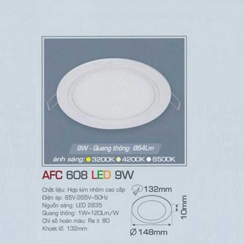 AFC 608 9W