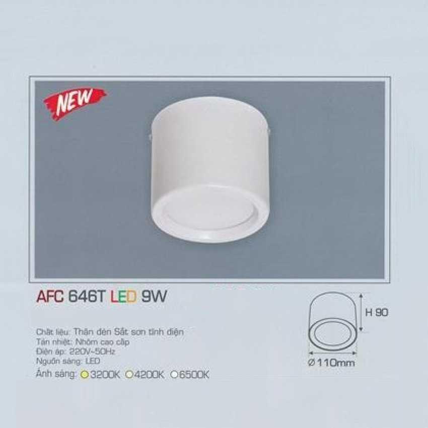 AFC 646T 9W 1C
