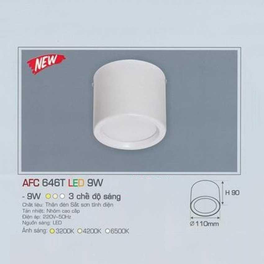 AFC 646T 9W 3C