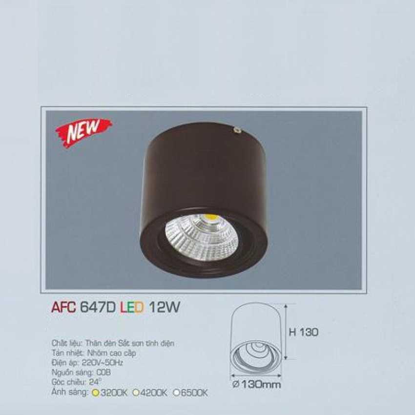 AFC 647D12W