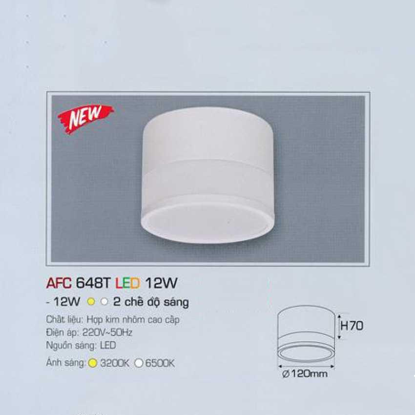 AFC 648T 12W 2C