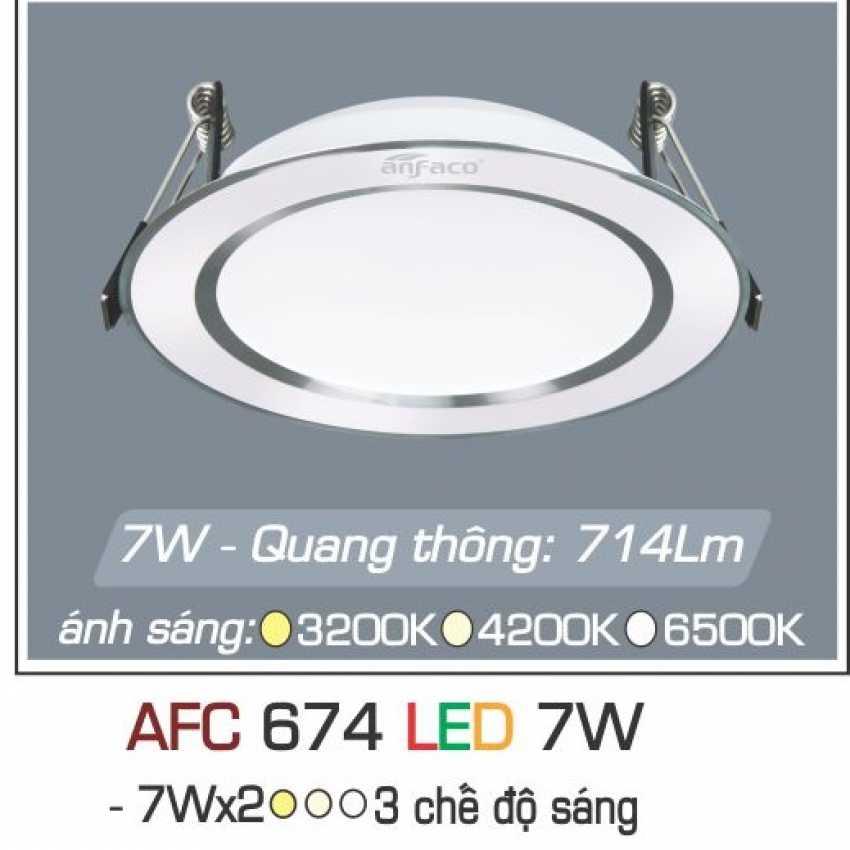AFC 674 7W 3C
