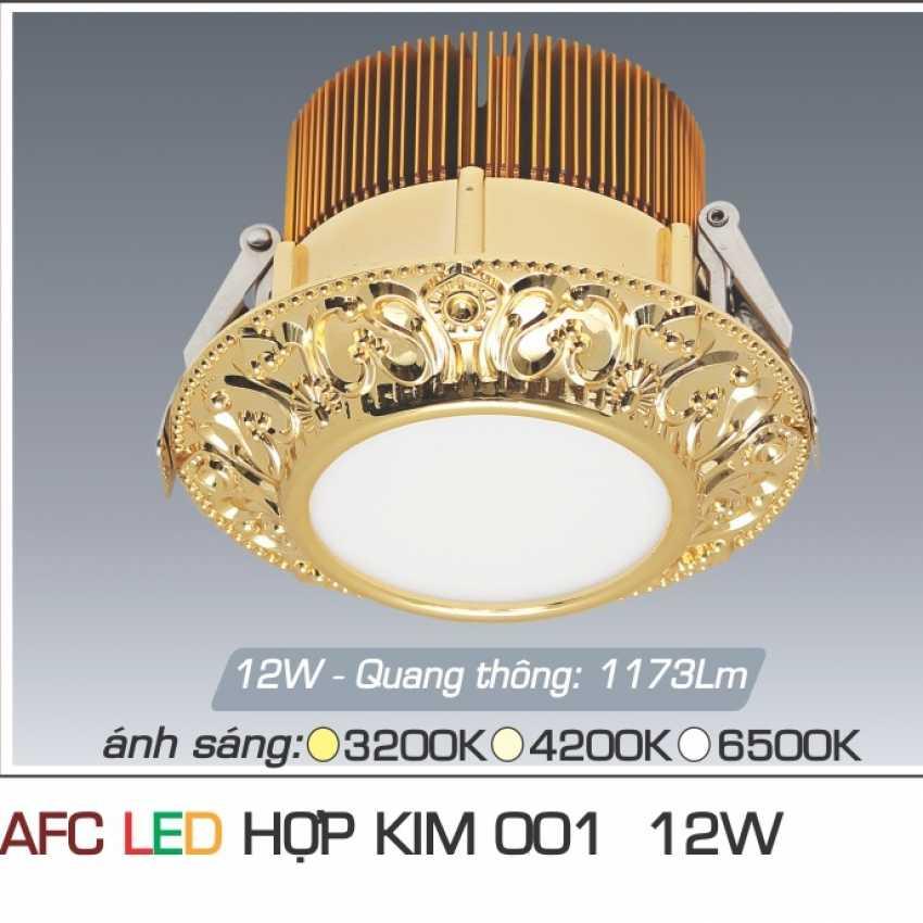 AFC HỢP KIM 001 12W