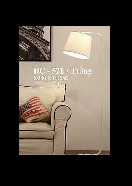 Đèn cây DC 521 Trắng