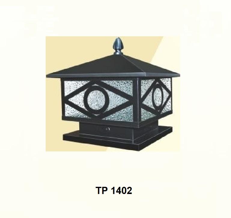Đèn trụ cổng DT 1402