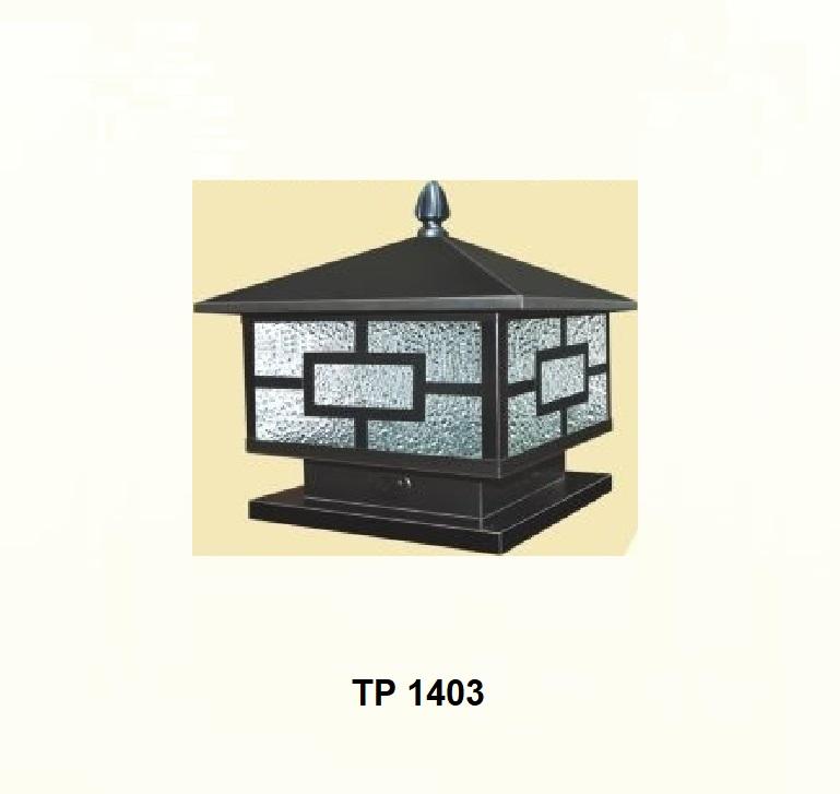 Đèn trụ cổng DT 1403