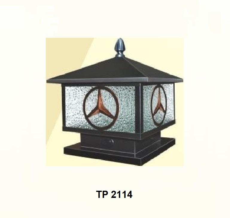 Đèn trụ cổng DT  2114