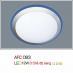 Đèn áp trần led 3 chế độ AFC 093 12W 3C