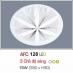 Đèn áp trần led 3 chế độ AFC 128 15W 3C