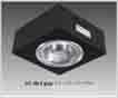 Đèn lon nổi Anfaco AFC 308A 2E27 glass