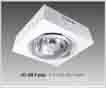 Đèn lon nổi Anfaco AFC 308B 2E27 glass