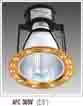 Đèn lon âm trần  Đèn lon âm trần 369V 2.5