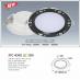 Đèn downlight led 1 chế độ AFC 404D 8W