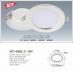 Đèn downlight led 1 chế độ AFC 405B 8W