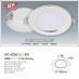 Đèn downlight led 3 chế độ AFC 405B 8W 3C