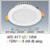 Đèn downlight led 3 chế độ AFC 417 12W 3C