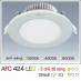 Đèn downlight led 3 chế độ AFC 424 12W 3C