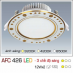 Đèn downlight led 3 chế độ AFC 426 12W 3C
