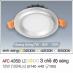 Đèn downlight led 3 chế độ AFC 435B 12W 3C