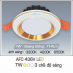 Đèn downlight led 3 chế độ AFC 436V 7W 3C