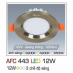 Đèn downlight led 3 chế độ AFC 443 12W 3C