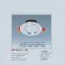 Đèn downlight led 1 chế độ AFC 519 7W 1C