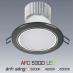 Đèn downlight led 3 chế độ AFC 530D 7Wx2 3C