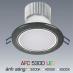Đèn downlight led 3 chế độ AFC 530D 9Wx2 3C