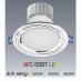 Đèn downlight led 3 chế độ AFC 536T 12Wx2 3C