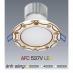 Đèn downlight led 3 chế độ AFC 537V 12Wx2 3C