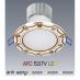 Đèn downlight led 3 chế độ AFC 537V 9Wx2 3C