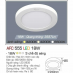 Đèn led nổi cao cấp 3 chế độ AFC 555 18W 3C