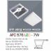 Đèn led nổi cao cấp 1 chế độ AFC 576 7W