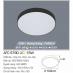 Đèn led nổi cao cấp 1 chế độ AFC 579D 15W