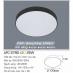 Đèn led nổi cao cấp 1 chế độ AFC 579D 22W