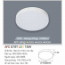 Đèn led nổi cao cấp 1 chế độ AFC 579T 15W