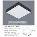 Đèn led nổi cao cấp 1 chế độ AFC 580D 40W